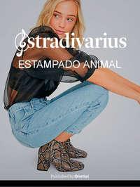 Stradivarius estampado animal