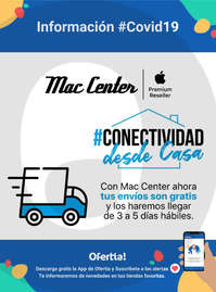 Mac Center desde casa