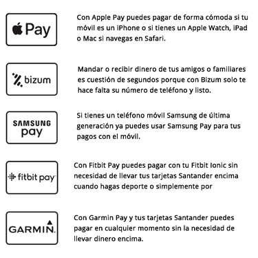 Santander pago con tu móvil- Page 1