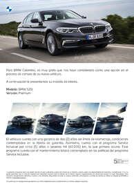 SERIE 5 - 520i Premium.