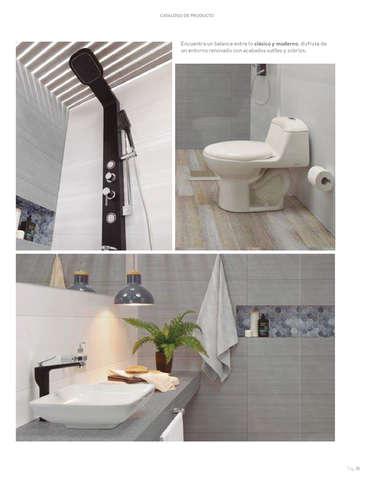 Catálogo De Productos Baños- Page 1