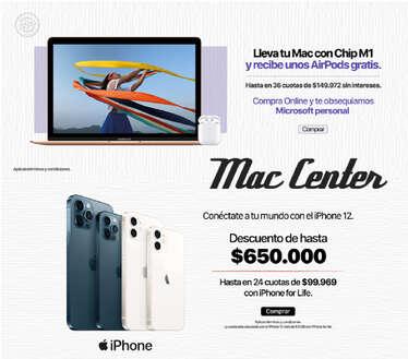 Compra en Mac center- Page 1
