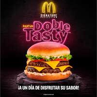 Tasty Mcdonald's