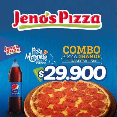 Combo Pizza Grande- Page 1