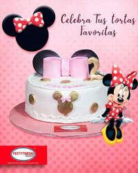 Celebra con tus tortas favoritas