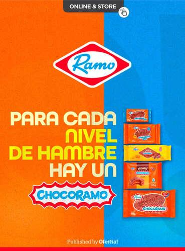 Chocoramo- Page 1