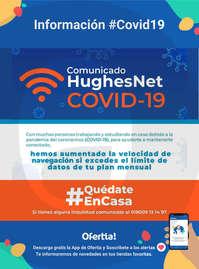 HughesNet #Covid19