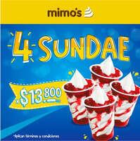 Mimo's Sundae