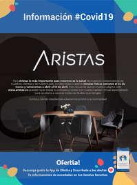 Aristas #COVID19