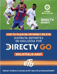 ETB  y DirecTV