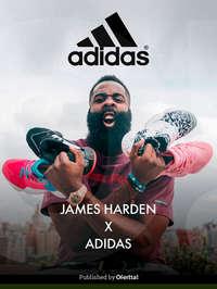 James Harden x Adidas