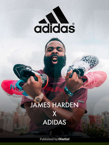 James Harden x Adidas- Page 1