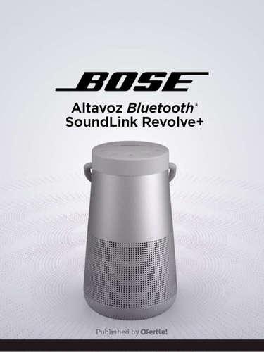 SoundLink Revolve+- Page 1