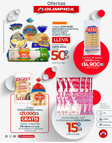 Ofertas Olimpica- Page 1