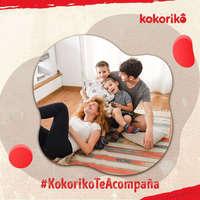 #kokorikoTeAcompaña
