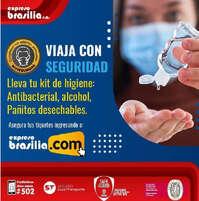Seguridad Expresos Brasilia