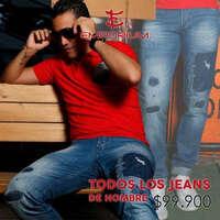 Promo Jeans Hombre