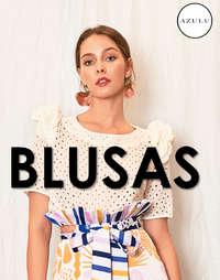 Blusas Azulu