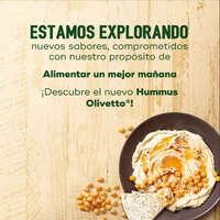 Nuevo Hummus Olivetto