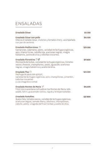 Menú- Page 1