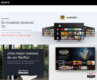Android tv y netflix