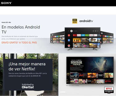 Android tv y netflix- Page 1