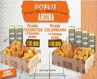Celebra con Andina
