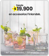 Accesorios Finlandek