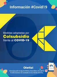 Colsubsidio covid