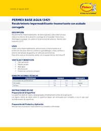 Permex base agua 13421