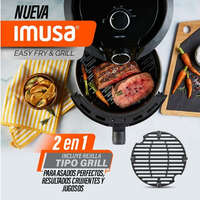 Easy Fry & Grill
