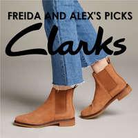 Clarks New