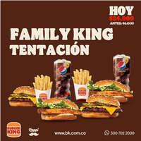 Burger king tentacion