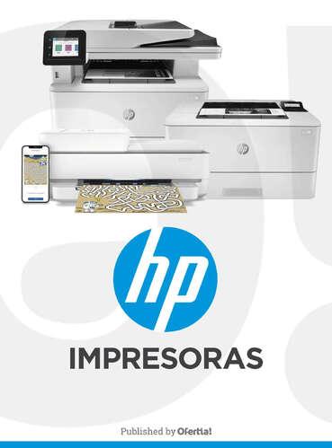 HP impresoras- Page 1