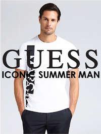 Iconic summer Man