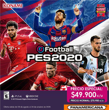PES 2020- Page 1