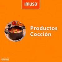 Productos Cocción