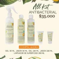 Kit antibacterial