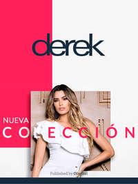Derek nuevo