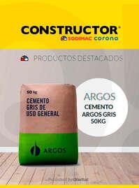 Productos Constructor