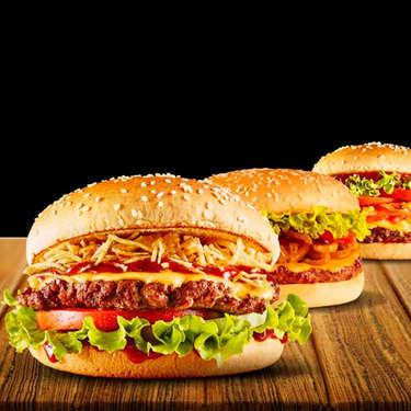 Presto hamburguesas- Page 1