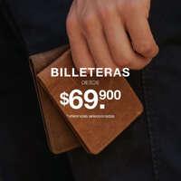 Promo billeteras
