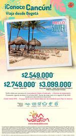 ¡Conoce Cancún!
