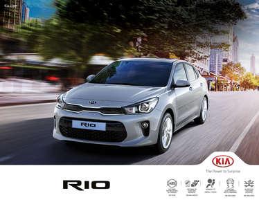 Kia Rio- Page 1