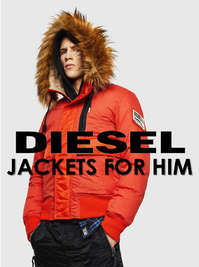 Jackets for him
