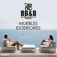 BB&B muebles exteriores