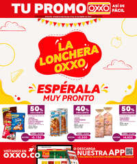 La Lonchera OXXO - Bogotá