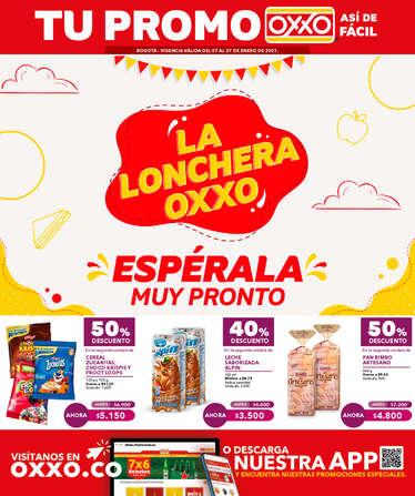 La Lonchera OXXO - Bogotá- Page 1