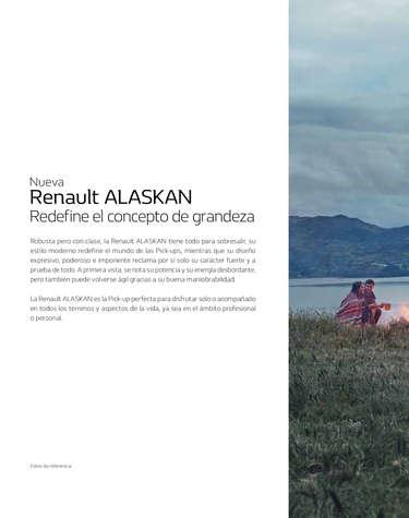 Renault Alaskan- Page 1
