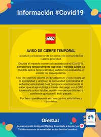 Lego covid